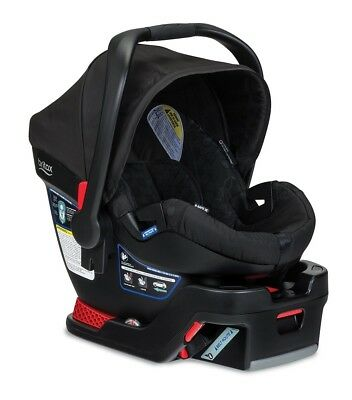 OpenBox Britax B Safe 35 Infant Seat, Black Rush Shipping