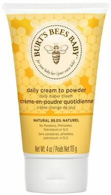 Burt's Bees Baby Bee Cream to Powder 113g 02421-14, Skin Care