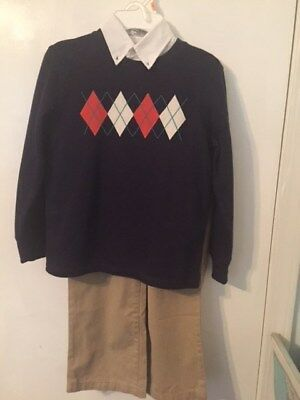 Mixed Lot of Boys Clothes Size 6-7,7 in Excellent Used Condition