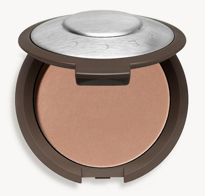 BECCA Blotting Powder Perfector, Tinted - Oil Absorbing .38 oz Full Size