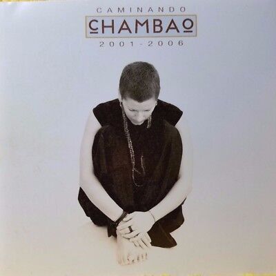 Chambao Caminando 2001 2006 Sealed Cd Excellent / Mint Condition / Free Shipping