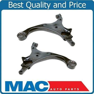 2 Front Lower Control Arms With Bushings for 2010-2013 Kia Forte 100% New