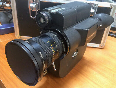 Canon Scoopic 16M, Case and new AA adapter OR NImH battery & charger included.