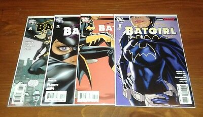Batgirl #1-4 All Phil Noto Covers Huge Auction Now!