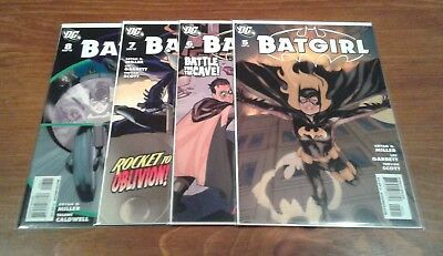 Batgirl #5-8 All Phil Noto Covers Huge Auction Now!