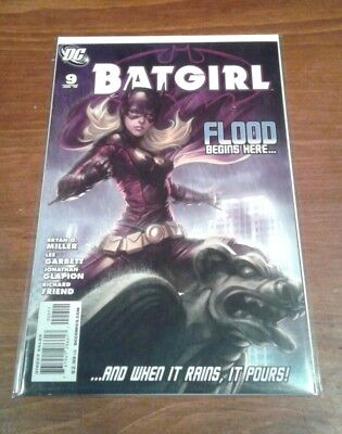 Batgirl #9 Artgerm Cover HOT!!! Huge Auction Now!