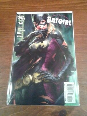 Batgirl #12 Artgerm Cover SUPER HOT! High Grade Huge Auction Now!