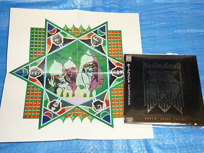 HAWKWIND Doremi Fasol Latido Mini LP SHM CD JAPAN TOCP-95061 / Lemmy Kilmister