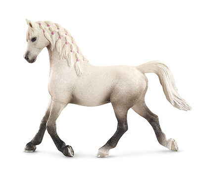 FREE SHIPPING | Schleich 13761 Arabian Mare Toy Model Horse - New in Package