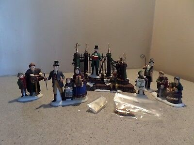 """Dept. 56 Dickens Village """"A Christmas Carol Reading"""" Limited Edition"""