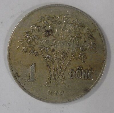 Vietnam (South) 1960 1 Dong Coin