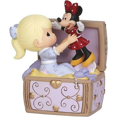 """Precious Moments Disney """"you Are My Sunshine"""" Minnie #143103 *  Free Shipping38."""