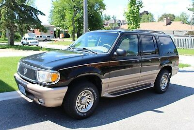 Mercury: Mountaineer 2000 Mercury Mountaineer
