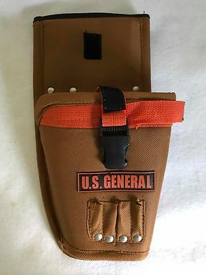 New U.s. General Heavy-Duty Drill Holster No. 47073