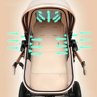 8 in 1 Fashion Foldable Newborn Carriage Travel Pram Baby Stroller Pushchair