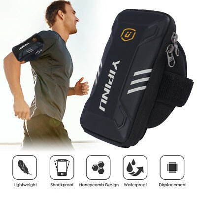 Sports Wrist Arm Band Case Running Jogging Pouch Holder for 5-6inch Phone MT515