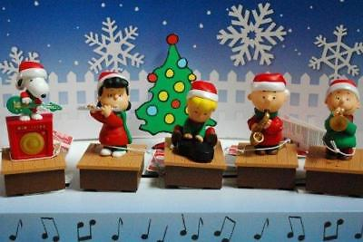 ALL 5 Hallmark Peanuts Wireless Band From 2011 and 2012 Snoopy Charlie