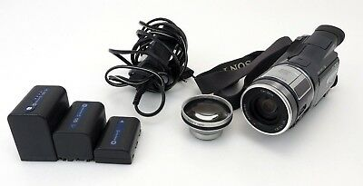 Sony HDV Handycam HDR HC1E 1074096 Zeiss Vario Sonnar 1,8/5,1-51 ow042