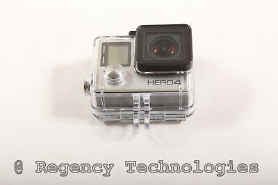Gopro Chdhy-401 Camcorder   Silver And Black