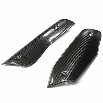 KTM SMC Enduro Carbon Fiber 2x2 Twill Heat Shield Made in EU
