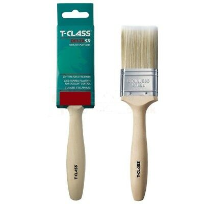 "T-Class Delta SR Paint Brushes 0.5"" 1"" 2"" 3"" 4"" 