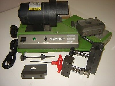 TDR/SRD Drill Grinder/Sharpener (82-B with Attachments) - Slightly Used