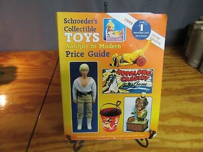 Schroeder's Collectible Toys, Antique to Modern Price Guide
