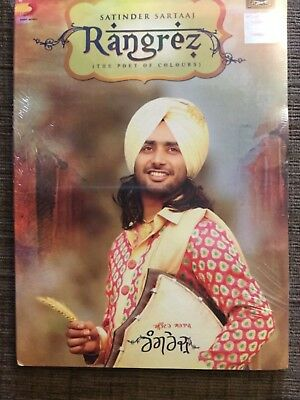 Rangers Satinder Sartaaj  Punjabi songs cd