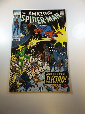 Amazing Spider-Man #82 FN condition Huge auction going on now!