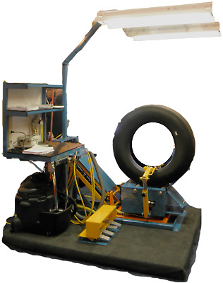 ATEC Single Truck Tire Retread Repair Station/Offered by Marangoni Tread NA