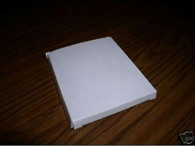 50 New White Cardboard Cd Jewel Case Mailers, Js7