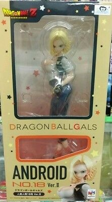 Megahouse Dragon Ball Z Gals Android No.18 Ver II 2 Figure