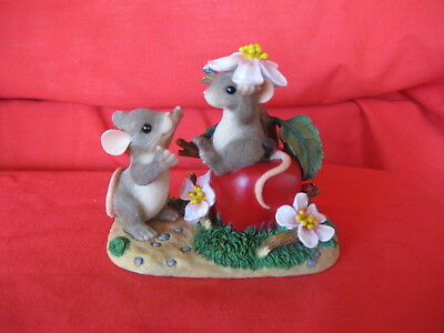 CHARMING TAILS FITZ AND FLOYD LOT OF 6 DIFFERENT FIGURINES (lot1)