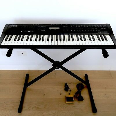 Alexis QS6.1 Electronic Keyboard