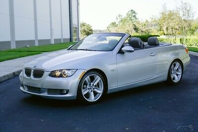 2007 BMW 3-Series OUTSTANDING LOW MILE TWIN TURBO 335I CONVERTIBLE SOUTHERN NO RUST OUTSTANDING LOW MILE TWIN TURBO 335I CABRIOLET NO RUST BEAUTIFUL CAR BITCOIN