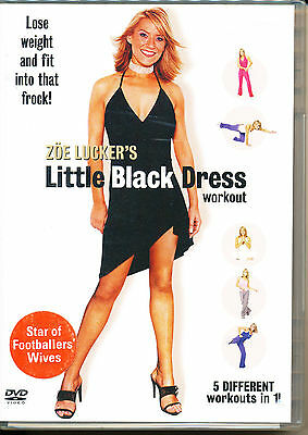 Zoe Lucker's ~ LITTLE BLACK DRESS WORKOUT ~ DVD