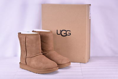 Youth Girl's Ugg  1017703K/CHE Classic II Boots Chestnut