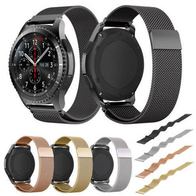 Milanese Watch Band Stainless Steel Bracelet Wristband For Samsung Gear S2 / S3