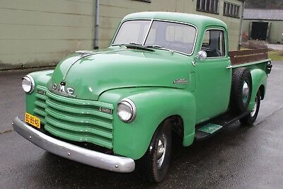 GMC 100 / Chevrolet 3100 pick-up 250 cui 6 l ami oldtimer usa 1948 lkw apache