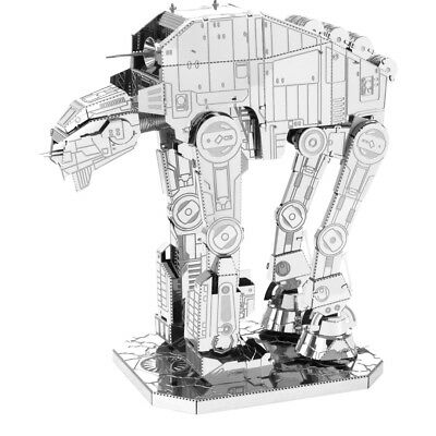 Metal Earth: STAR WARS EP 8 AT-M6 Heavy A. Walker MMS285 Episode 8