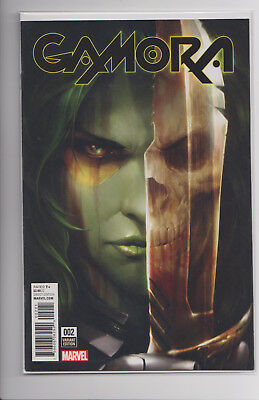Gamora #2 Mattina Variant Cover 1:50 Incentive Marvel avengers Guardians galaxy