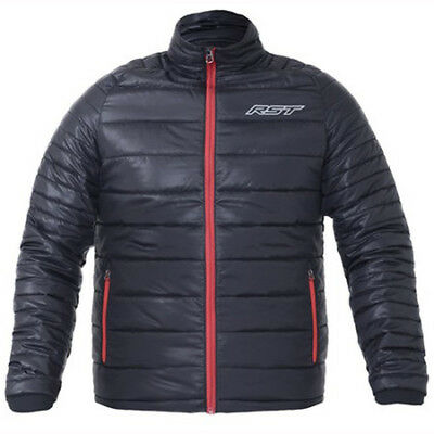 RST Hollowfill Jacket 0189 - Black Motorcycle Casual
