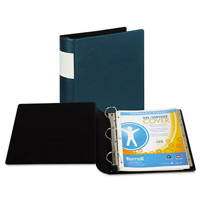 3 Pack DXL Heavy-Duty Locking D-Ring Binder With Label Holder 2'' Capacity, Teal