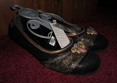 Disney Store Size 2-3 Girls' FROZEN ANNA CORONATION Costume Cosplay Shoes NEW