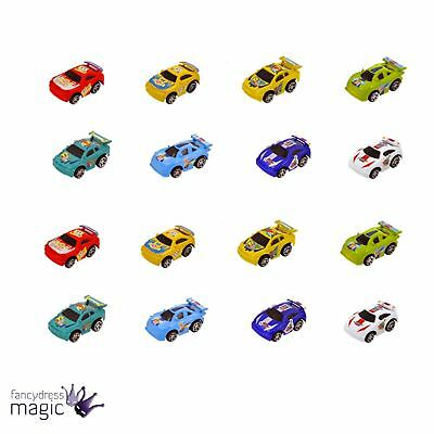 Party Bag Filler Pull Back Race Car Toy Gift Loot Bag Wedding Birthday Childrens