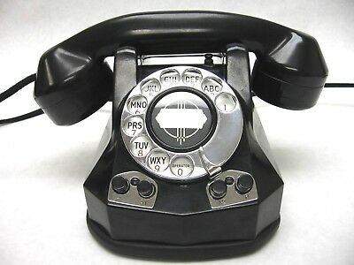 Automatic Electric AE40 AE47 Monophone Multi Line Restored Rotary Telephone