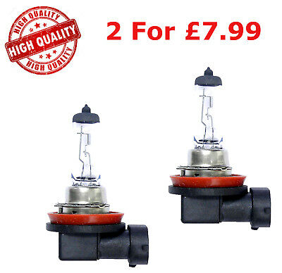 H11 12V 55W Halogen Car Headlight Bulbs Replacement Lamps 12v 711 PGJ1-2 AP v1