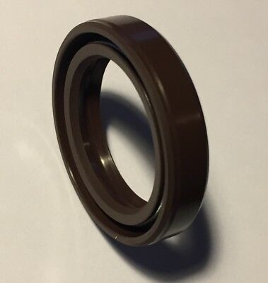 12X20X5 Double Lip Metric Oil Shaft Seal Tc 12 20 5 Viton 12X20X5Vtc 12-20-5