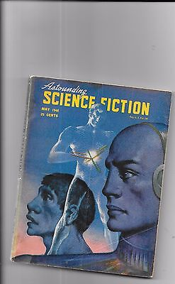 Astounding Science Fiction  The Rull By A.E.Van Vogt May 1948