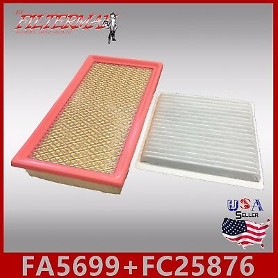FA5699 46935 PREMIUM ENGINE AIR FILTER for 2009-2016 LINCOLN MKS /& 2010-2018 MKT